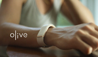 Olive Stress Bracelet