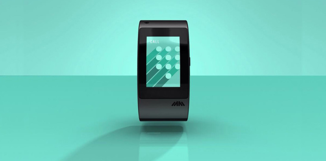 PULS Smartwatch by Will.i.am and Zaha Hadid 1