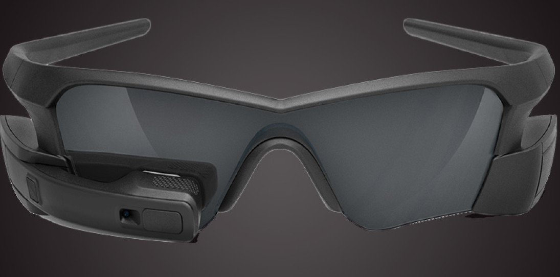 Recon Jet Heads Up Display Glasses 1