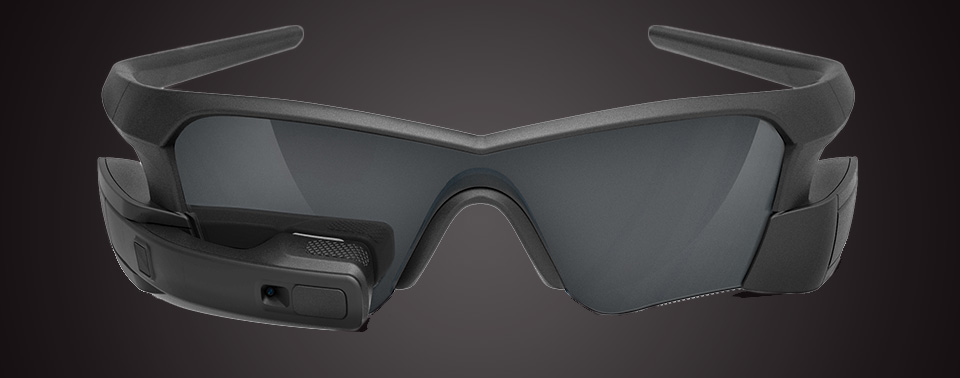 The Recon Jet Heads Up Display Glasses are Visual Bionics ...