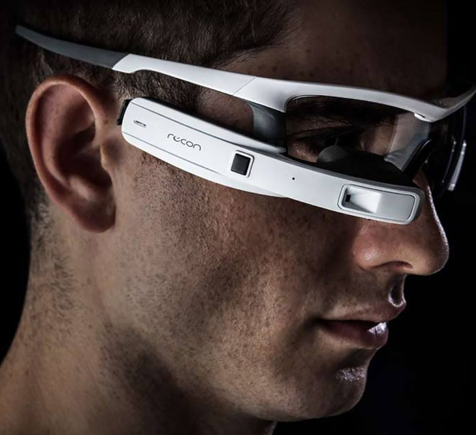 Recon Jet Heads Up Display Glasses 2
