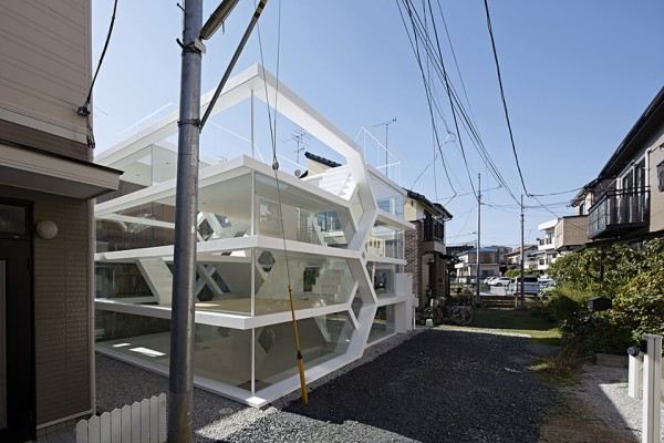 S House by Yuusuke Karasawa Architects 1