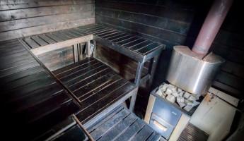 Saunalautta Floating Sauna Houseboat 3