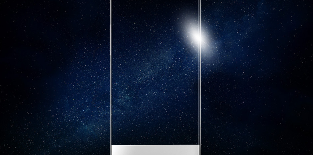Sharp Aquos Crystal Smartphone 1