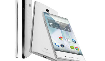 Sharp Aquos Crystal Smartphone 2
