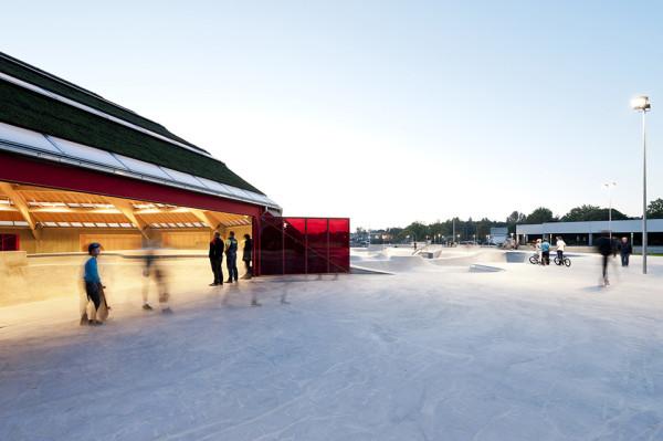 StreetDome Skate Park Denmark 12