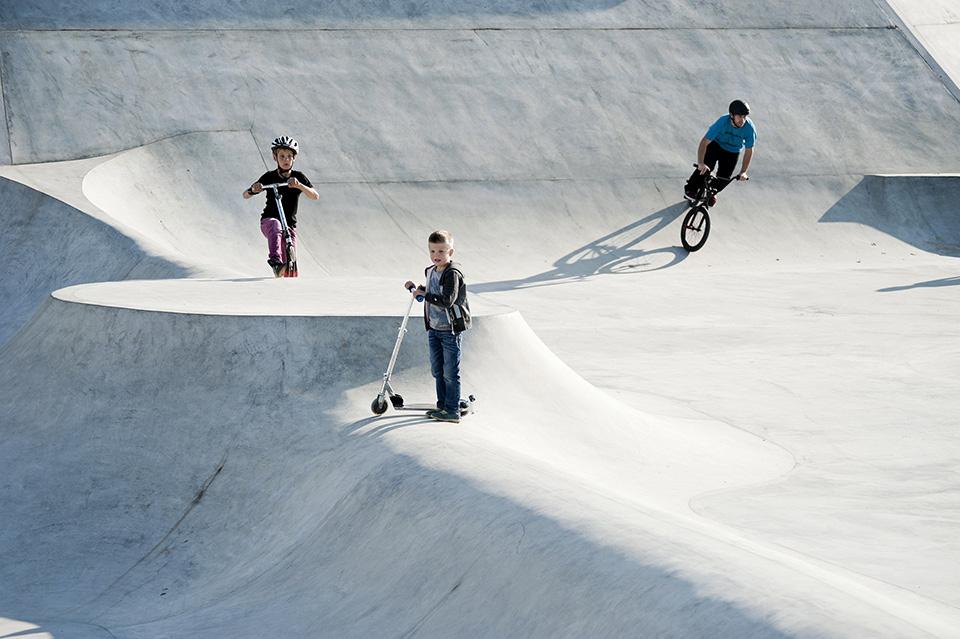 StreetDome Skate Park Denmark 3