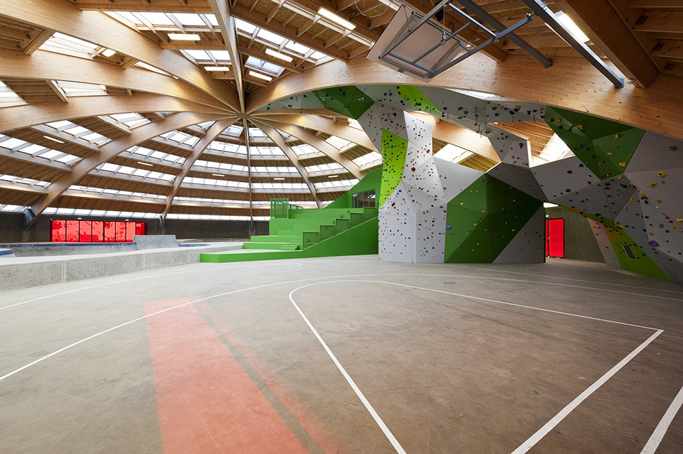 StreetDome Skate Park Denmark 6
