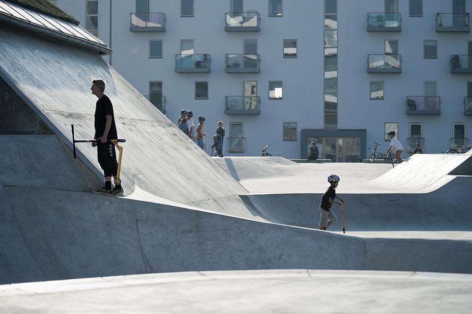StreetDome Skate Park Denmark 7