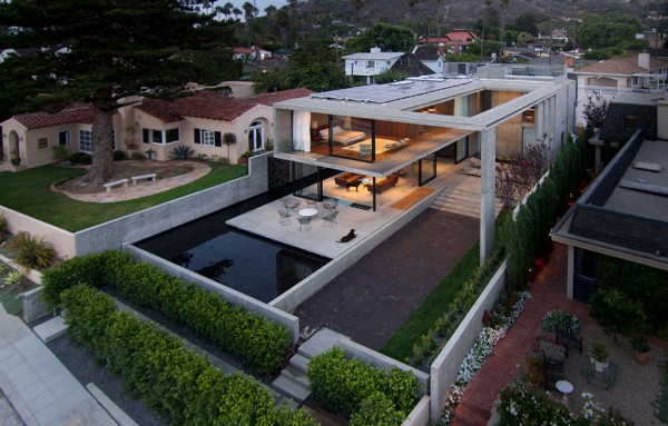The Cresta House by Jonathan Segal 1 600x383 The Cresta House by Jonathan Segal