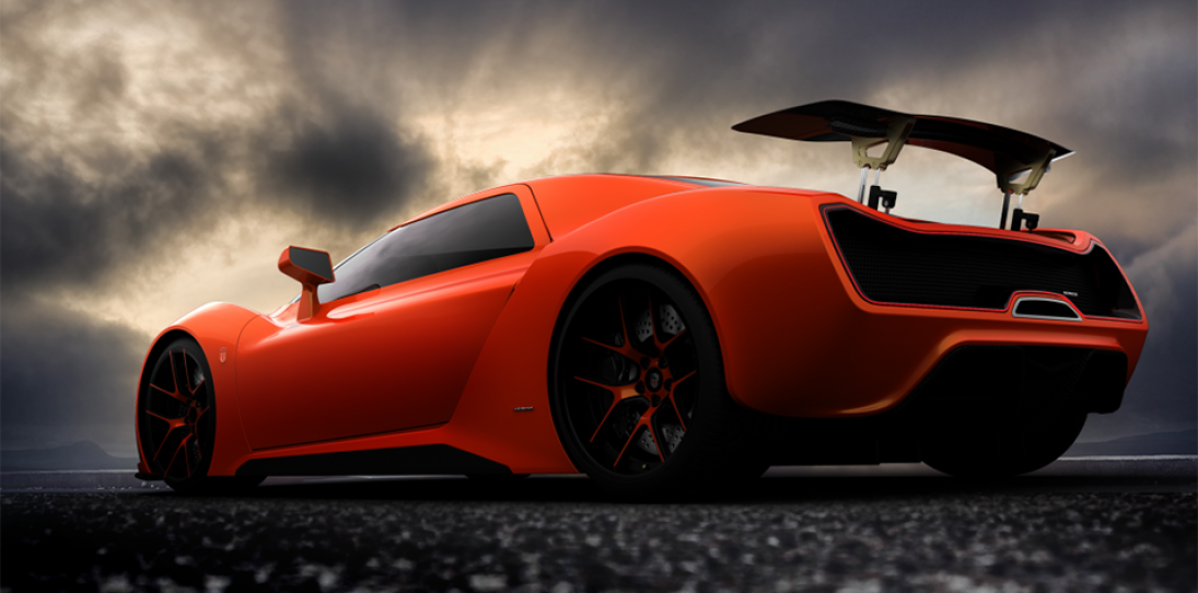 Trion Supercars Nemesis 1