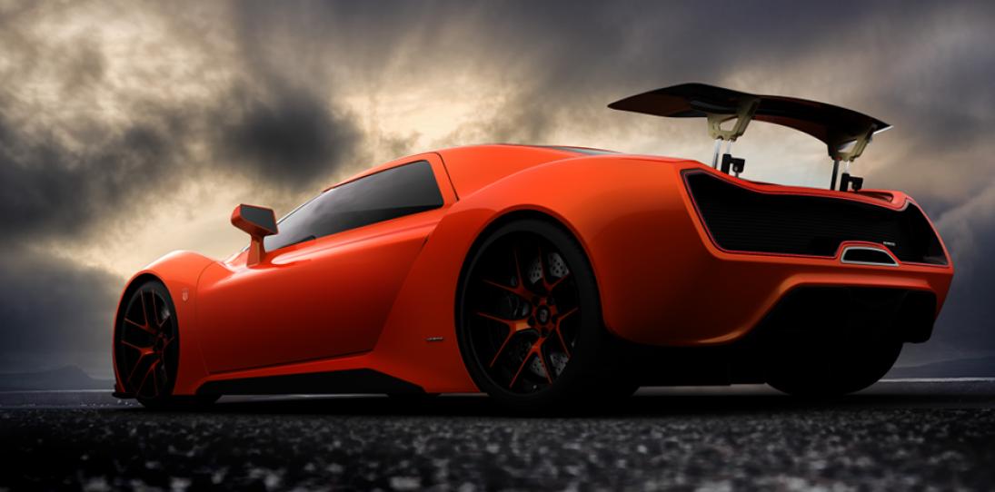 Trion Supercars Nemesis 1