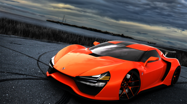 Trion Supercars Nemesis 3 600x336 The Trion Nemesis Brings High Tech To The Luxury Car Market