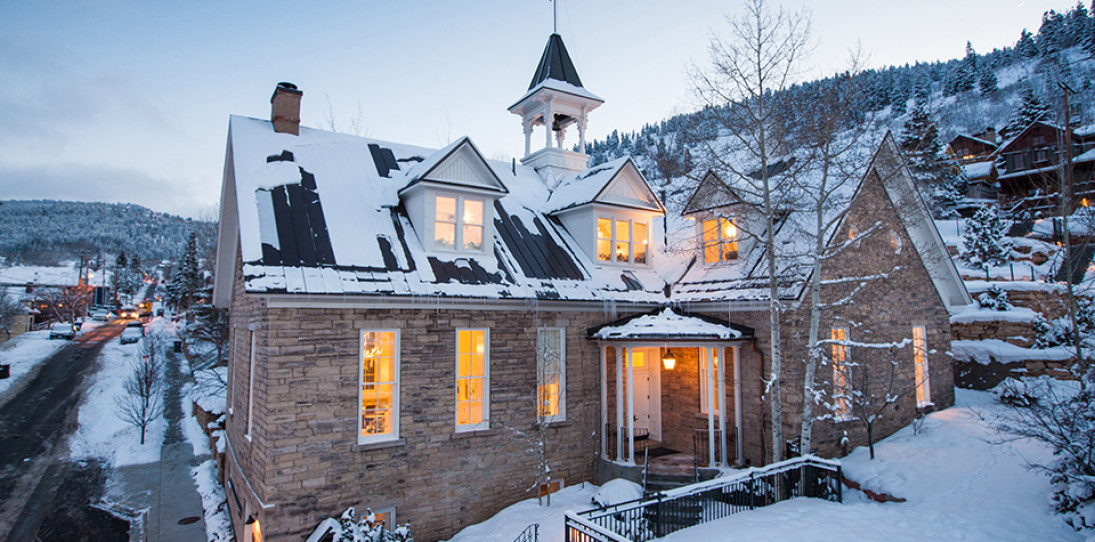 Washington School House Boutique Hotel - Park City Utah (1)