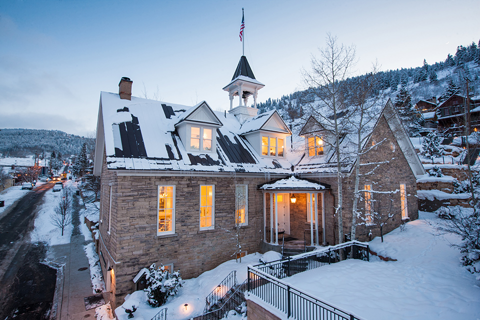Washington School House Boutique Hotel – Park City Utah  (1)