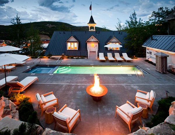 Washington School House Boutique Hotel Park City Utah 18 600x465 Washington School House Boutique Hotel   Park City Utah