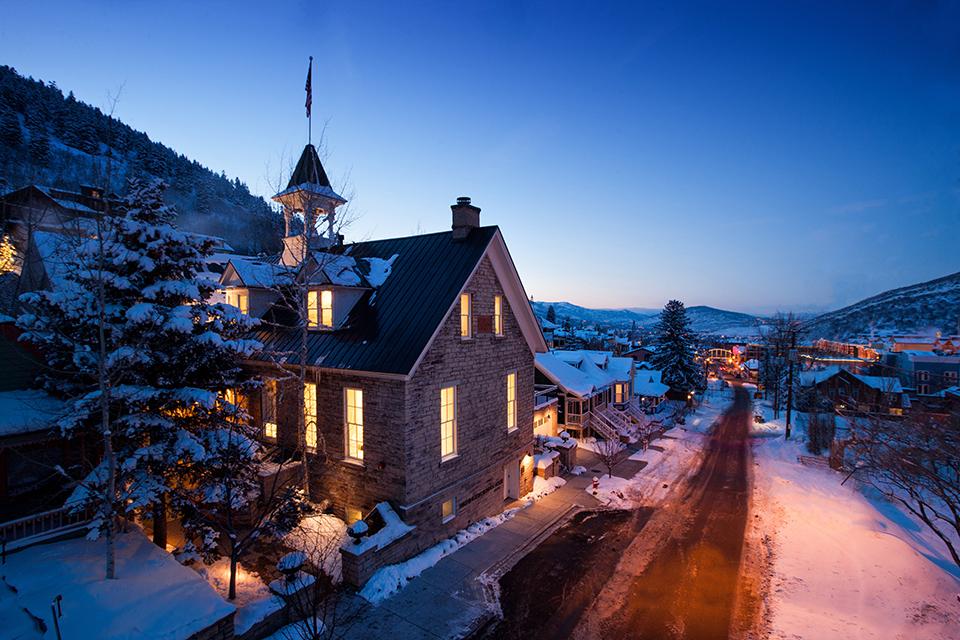 Washington School House Boutique Hotel – Park City Utah  (3)