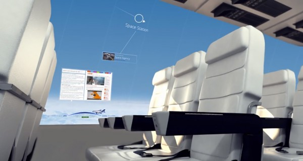 Windowless Planes of the Future 2 600x320 CPIs Windowless Planes of the Future Are Not for the Faint of Heart