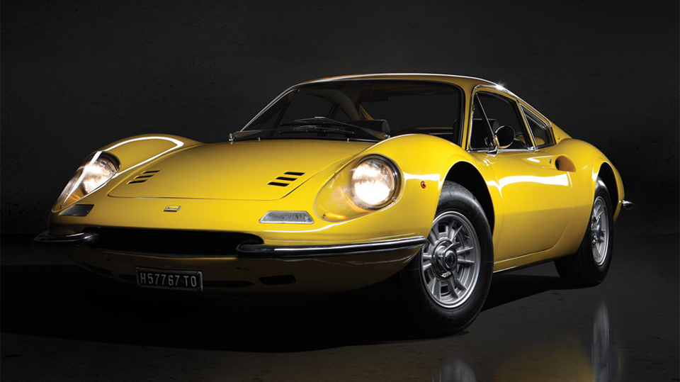1970 Ferrari Dino 246 Gt L Series