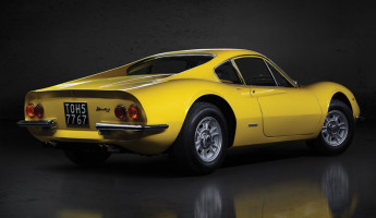 1970 Ferrari Dino 246 GT L Series 2