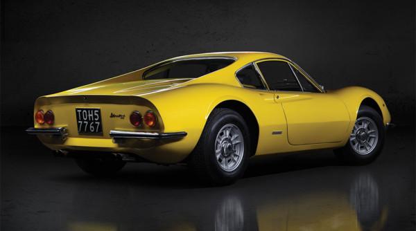 1970 Ferrari Dino 246 GT L Series 2 600x334 1970 Ferrari Dino 246 GT L Series