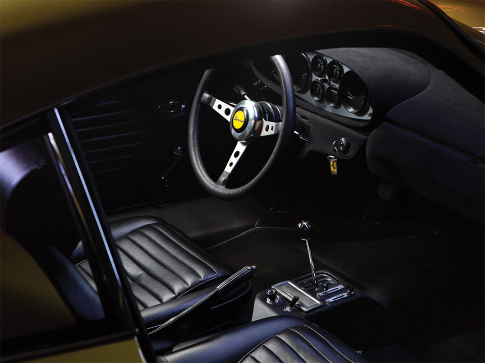 1970 Ferrari Dino 246 GT L Series 3