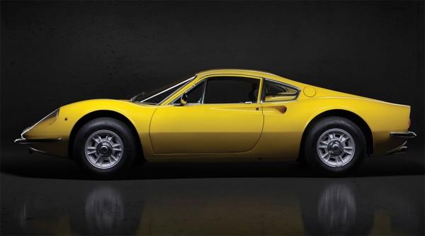 1970 Ferrari Dino 246 GT L Series 4