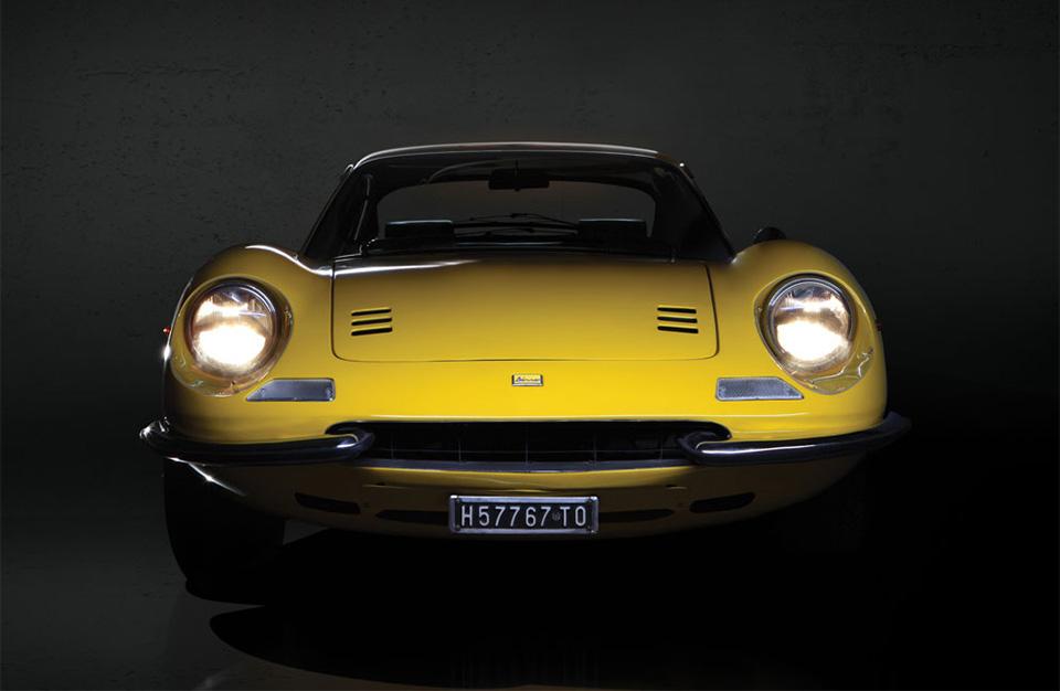 1970 Ferrari Dino 246 GT L Series 7