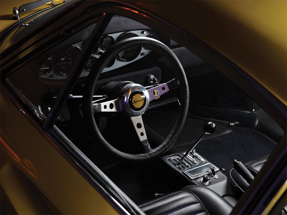 1970 Ferrari Dino 246 GT L Series 9