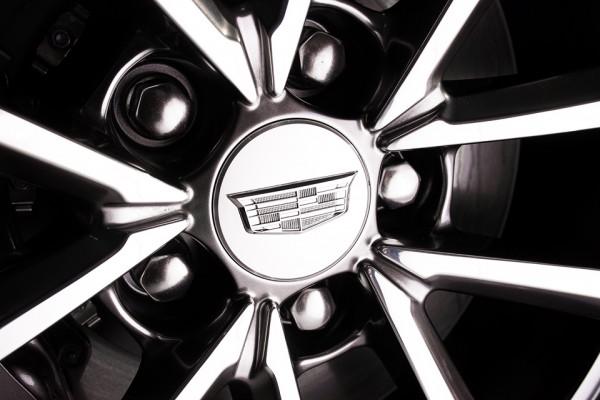 2016 Cadillac ATS-V Wheels