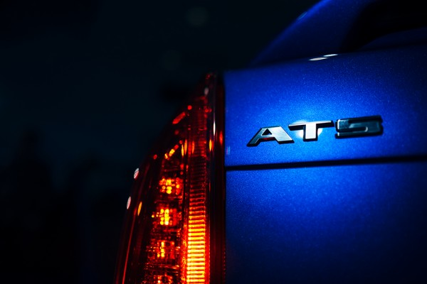 2016 Cadillac ATS V Detail