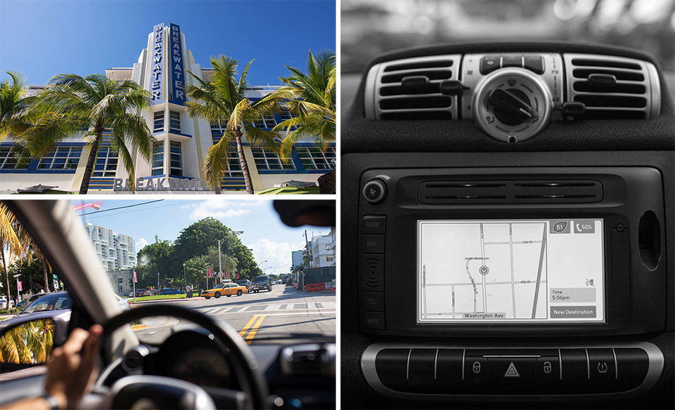 Car2Go-navigating-collage