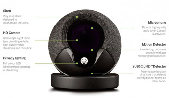 Cocoon Security System 6