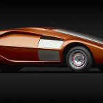 Dream-Cars-High-Museum-of-Art-Atlanta-Lancia-Bertone-Stratos-HF-Zero