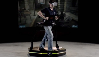 Virtuix Omni Virtual Reality Treadmill