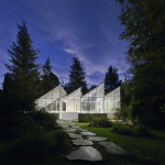 Forest Architecture 2014 - Glass Conservatory House 1