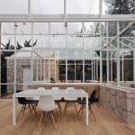 Forest Architecture 2014 - Glass Conservatory House 3