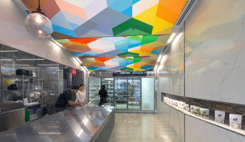 Jugo Fresh Santona Corber by Shulman + Associates photo by Robin Hill