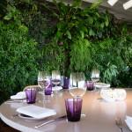 Juvia-Miami---Interior-Tableware-and-Green-WAll