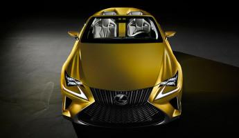 Lexus LF-C2 Convertible Concept 2