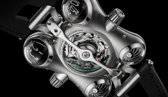 MB&F HM6 Space Pirate Watch 3