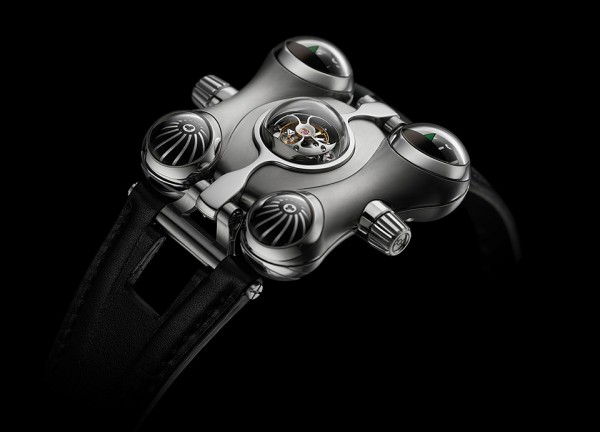 MB&F HM6 Space Pirate Watch 5