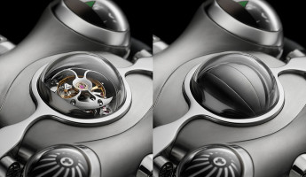 MB&F HM6 Space Pirate Watch 8