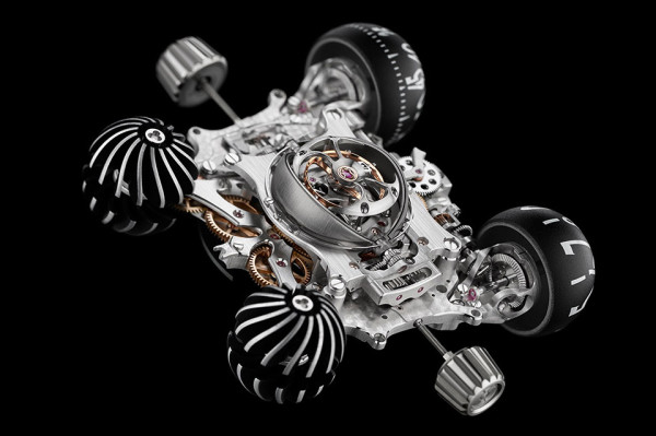 MB&F HM6 Space Pirate Watch 9