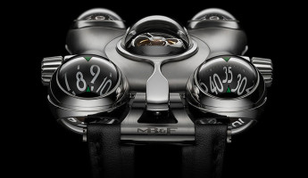 MB&F HM6 Space Pirate Watch
