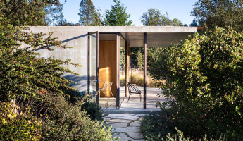 Napa Valley House by Eliot Lee and Eun Lee 10