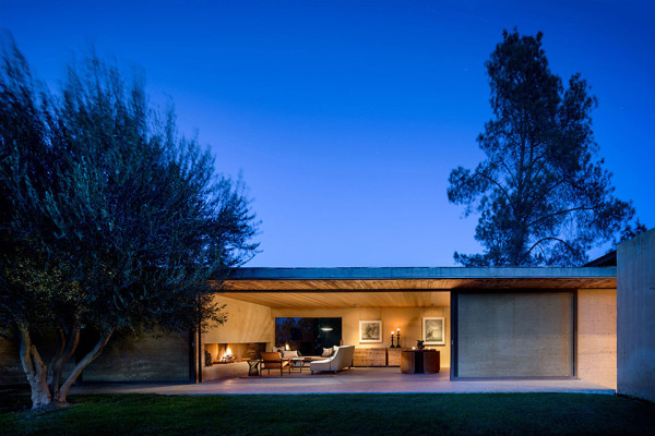 Napa Valley House by Eliot Lee and Eun Lee 2