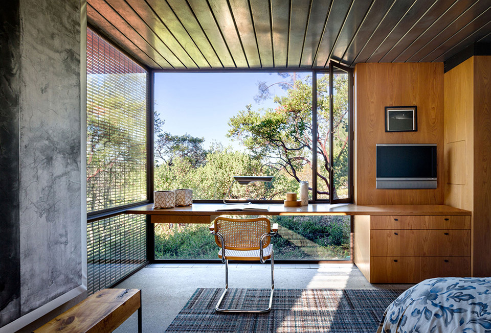Napa Valley House by Eliot Lee and Eun Lee 4