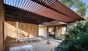 Napa Valley House by Eliot Lee and Eun Lee 5