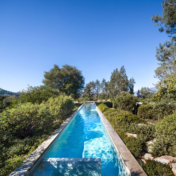 Napa Valley House by Eliot Lee and Eun Lee 6